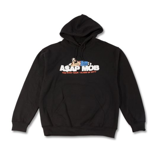 Picture of TOO COZY GRAPHIC - PULLOVER HOODIE Black