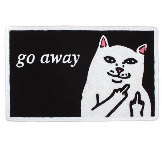 Picture of Go Away Rug