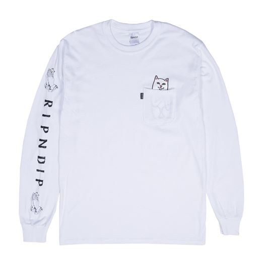 Picture of Lord Nermal L/S White