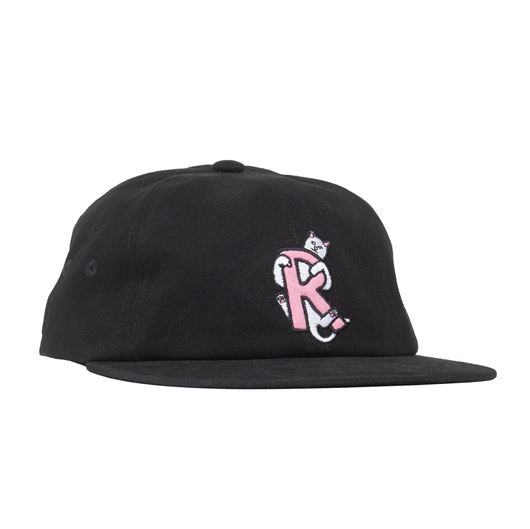 Picture of Hugger 6 Panel Black