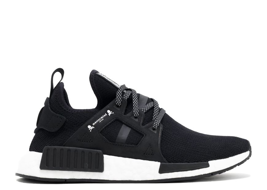 reputable site f9889 f77a6 NMD XR1 MMJ Black