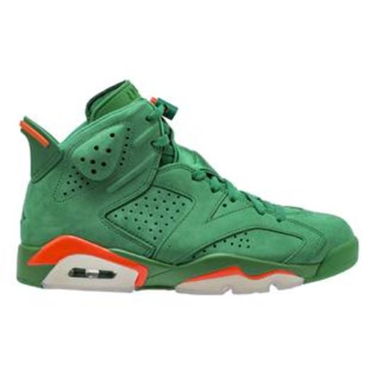 Picture of Nike Air Jordan 6 IV Retro NRG G8RD Gatorade Pine Green