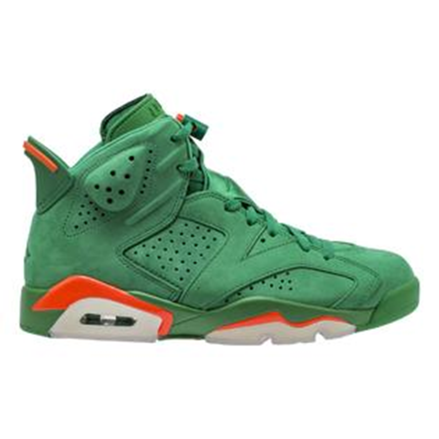 f4ab9bf464f Picture of Nike Air Jordan 6 IV Retro NRG G8RD Gatorade Pine Green