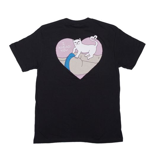Picture of I knead You Tee Black
