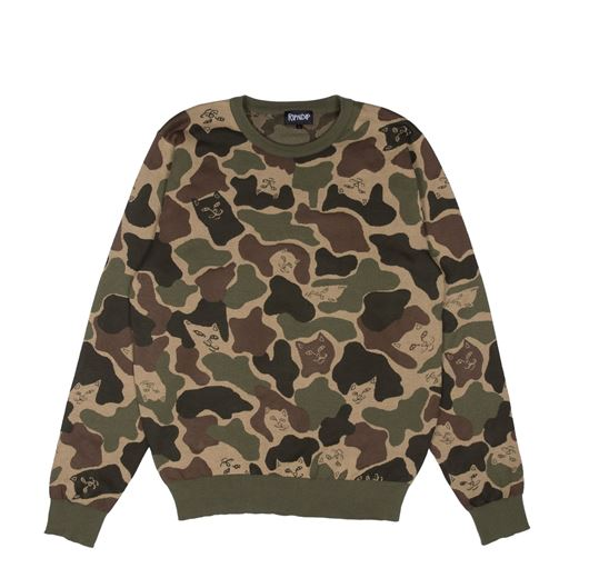 Picture of Nermal Camo Sweater Camo