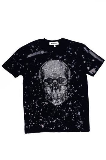 Picture of MEMENTO TEE Black