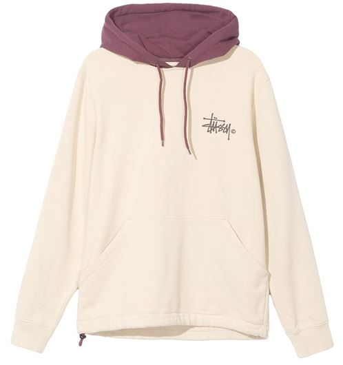 Picture of TWO TONE HOOD Sand