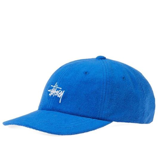 Picture of STOCK TERRY CLOTH LOW PRO CAP Royal