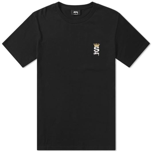 Picture of CROWN ROYAL TEE Black