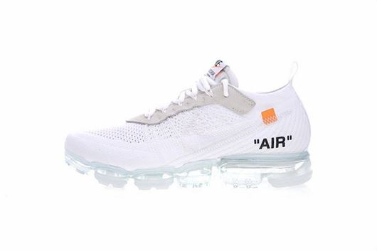 Picture of OFF WHITE x Nike VaporMax White