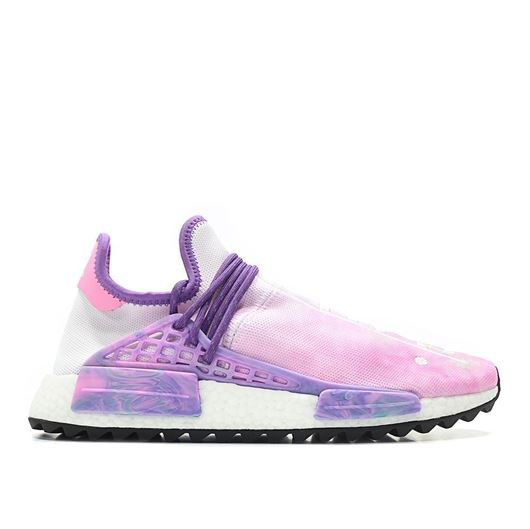 "Picture of Pharrell x adidas NMD Hu ""Holi Festival"" Pink Glow"
