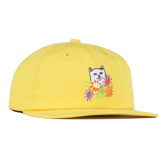 Picture of Nermcasso Strapback Yellow