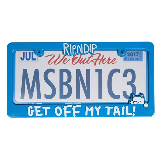 Picture of Tailgater License Plate Frame