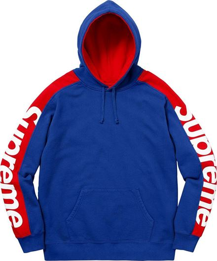 Picture of Sideline Hoody Navy