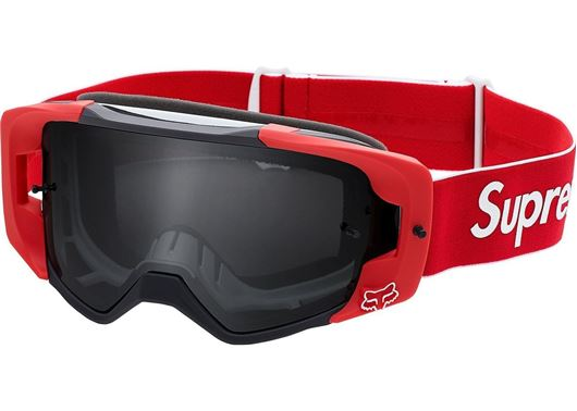 Picture of Supreme Fox Racing VUE Goggles Red