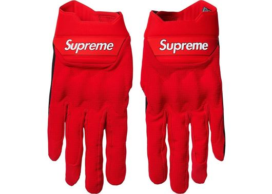 Picture of Supreme Fox Racing Bomber LT Gloves Red
