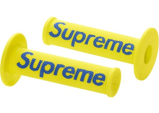 Picture of Supreme Fox Racing Moto Hand Grip Yellow