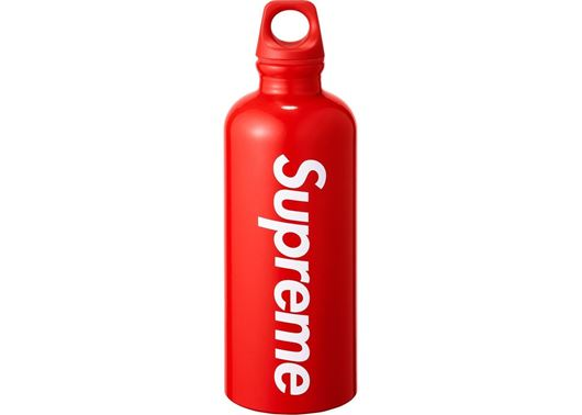 Picture of Supreme SIGG Traveller 0.6L Water Bottle Red