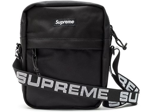 Picture of Supreme Shoulder Bag (SS18) Black