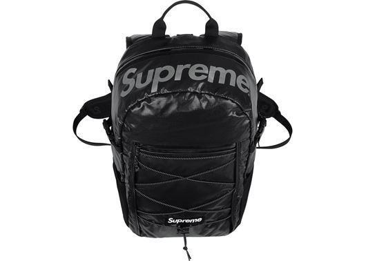 Picture of Supreme FW17 Backpack Black