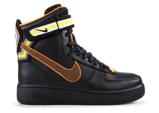 Picture of air force 1 hi sp tisci Black