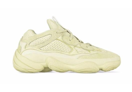 Picture of Yeezy 500 Yellow