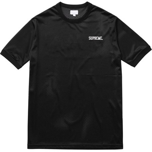 Picture of Supreme Thrasher Mesh Jersey Black