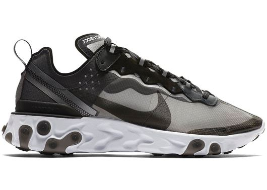 Picture of Nike React Element 87 Black