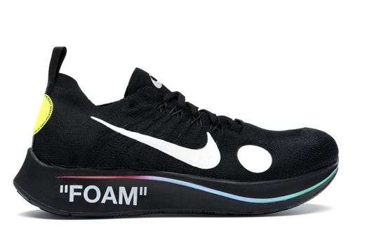 Picture of Nike Zoom Fly Mercurial Off-White Black