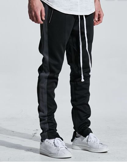 Picture of FB TRACK PANTS BLACK/GREY