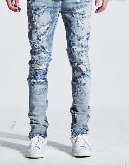 Picture of PACIFIC DENIM Pale Blue