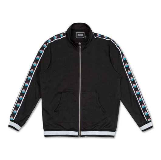 Picture of WAVESPORT TRACK ZIPUP Black