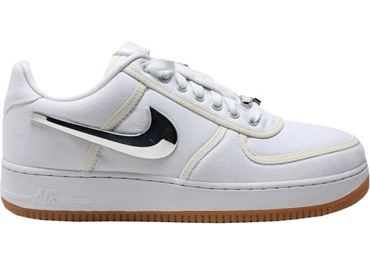 Picture of Air Force 1 Low Travis Scott (AF100) White
