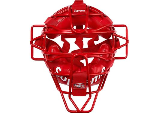 Picture of Supreme Rawlings Catcher's Mask Red