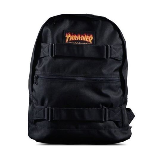 Picture of Skate Strap Backpack Black