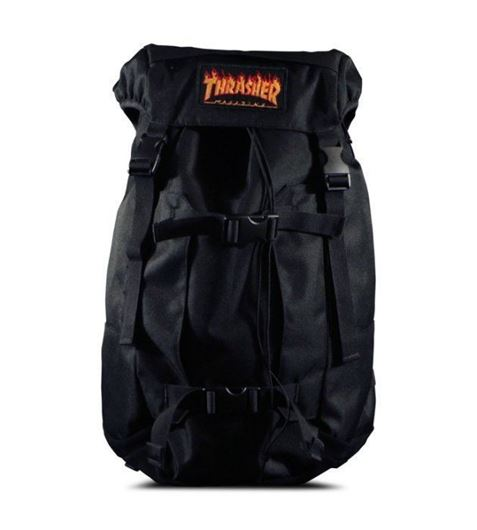 Picture of Camp Backpack Black
