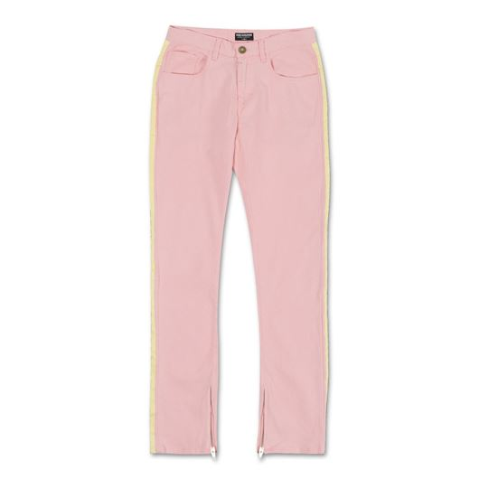 Picture of STRIPE DENIM Pink