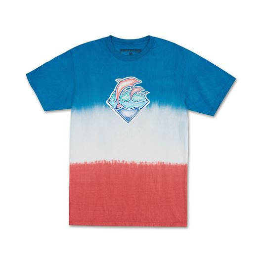 Picture of SKETCHY WAVES Tee Multi