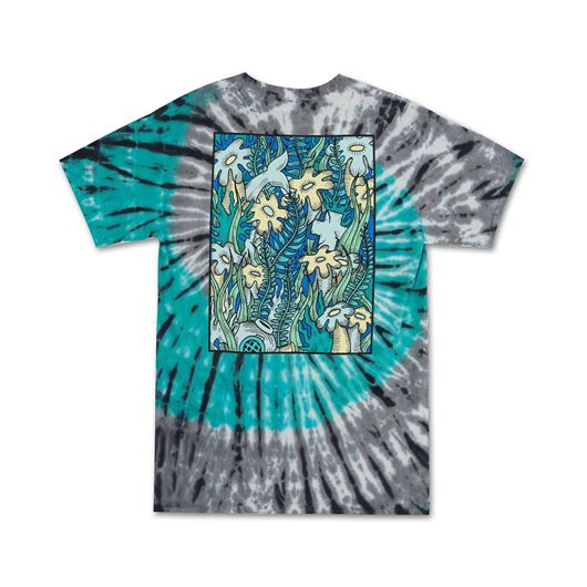 Picture of CORAL VIEW TEE SEAFOAM