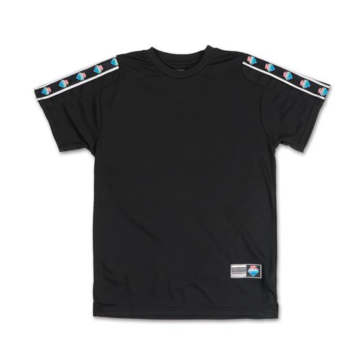 Picture of WAVE SPORT TEE Black