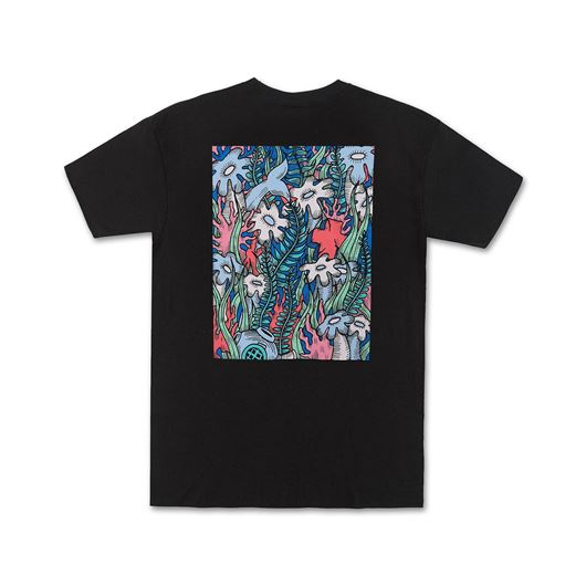 Picture of CORAL VIEW TEE Black