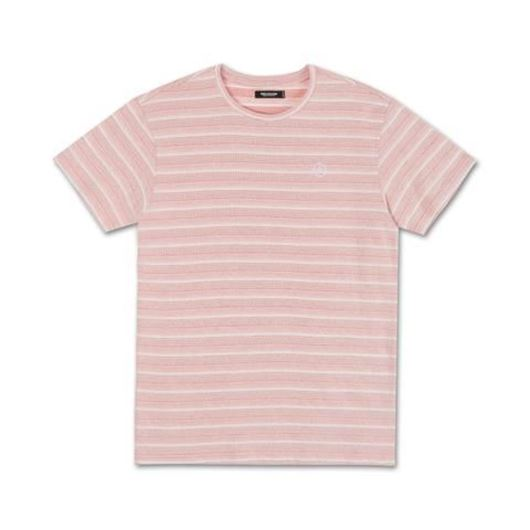 Picture of PLUS STRIPE TEE Pink