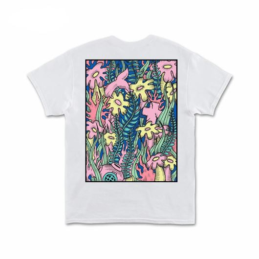 Picture of CORAL VIEW TEE White