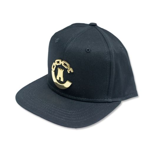 Picture of SQUAD Snapback Black