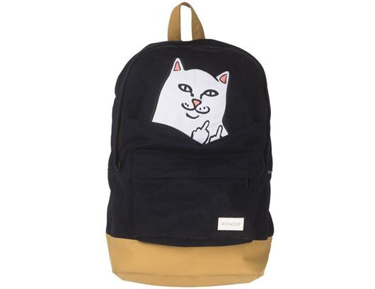 Picture of Lord Nermal Backpack Black