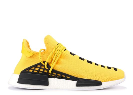 "Picture of pw human race nmd ""pharrell"" Yellow"