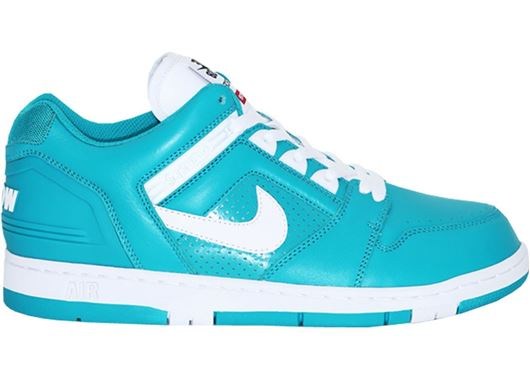Picture of Nike SB Air Force 2 Low Supreme Blue
