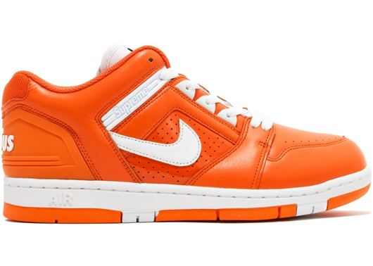 Picture of Nike SB Air Force 2 Low Supreme Orange