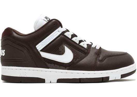 Picture of Nike SB Air Force 2 Low Supreme Brown