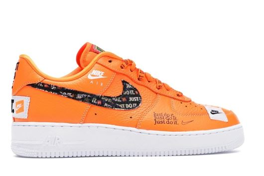Picture of Air Force 1 Low Just Do It Pack Total Orange